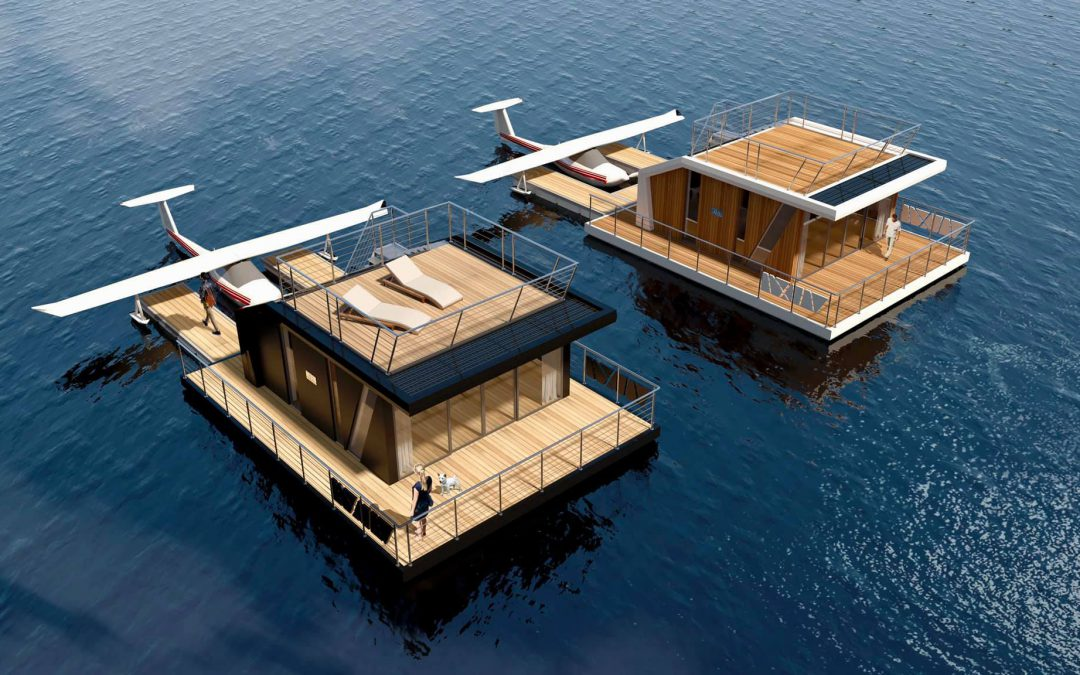 Floating houses: toekomst of realiteit?